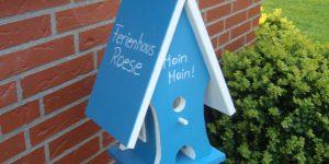 Vogelhaus Ferienhaus Roese